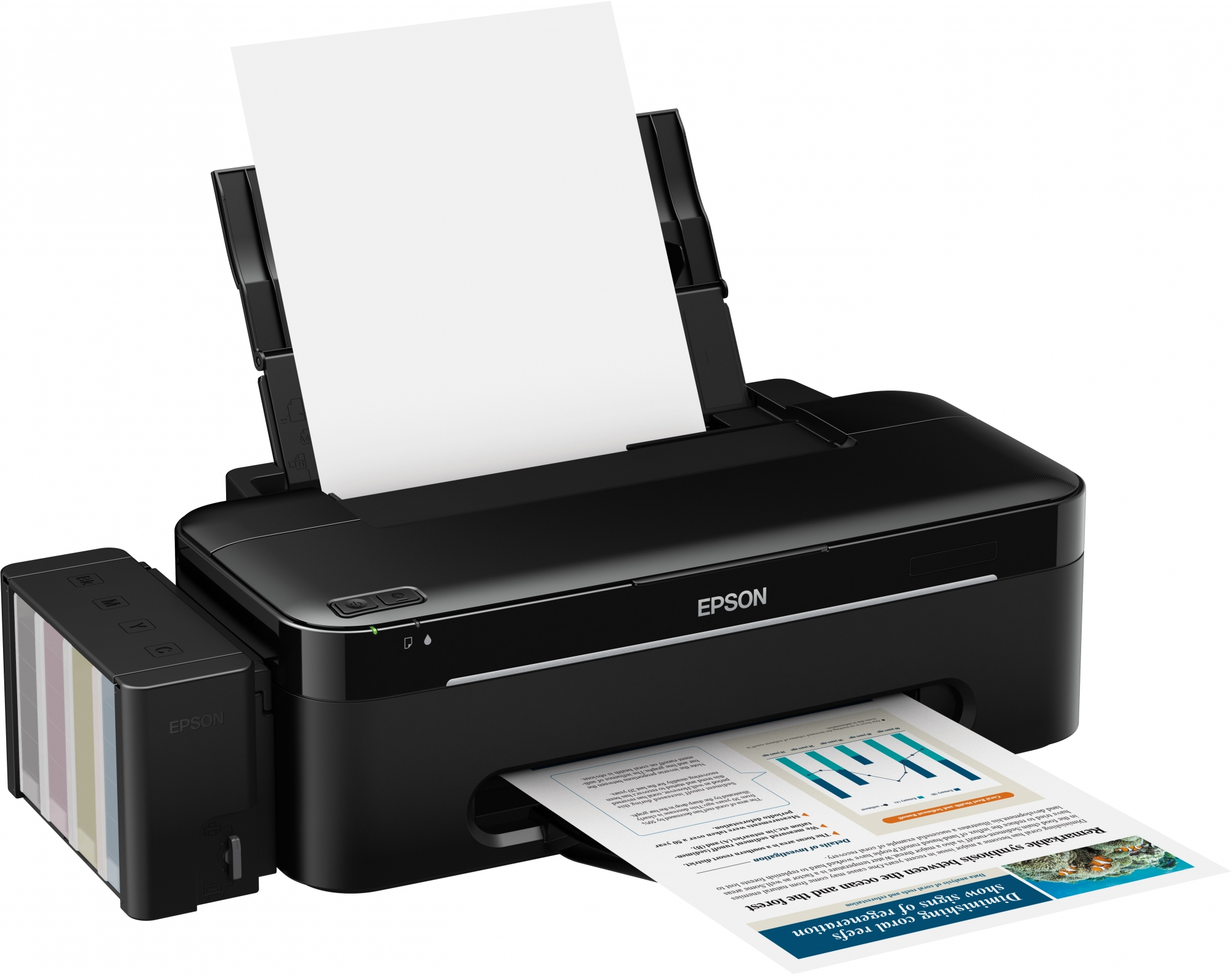 Почему не работает сканер а принтер работает