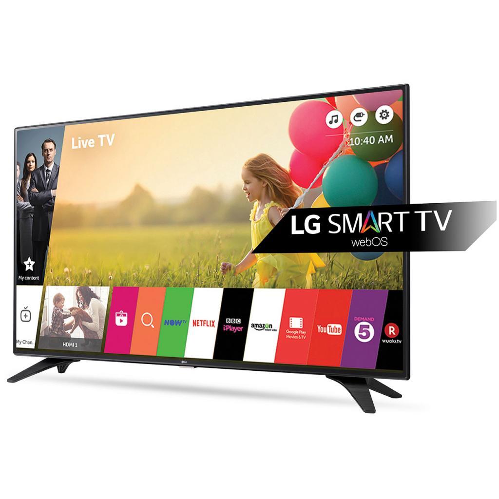 Как сделать из телевизора lg smart