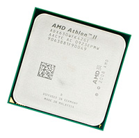 Фото товара: AMD Athlon II X4 630 box