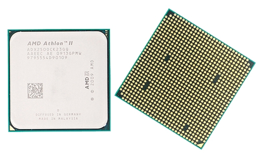 Фото товара: Процессор AMD AM3 Athlon 64 X2 270 Tray