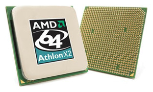 Фото товара: AMD Athlon 3600+ X2 Socket AM2 tray ( 1.9 ГГц, AM2, L2 1024Kb)