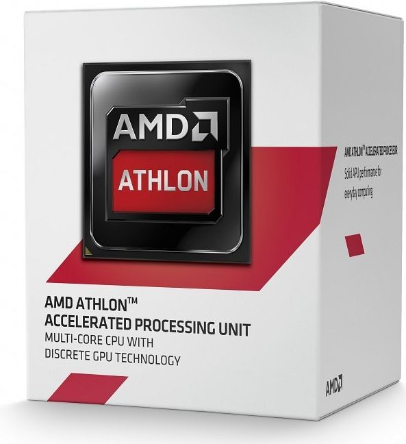 Фото товара: Процессор AMD Athlon ™ II X4 5350 (AD5350JAHMBOX)