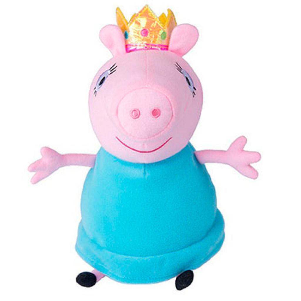 Свинка Пеппа игрушки Peppa Pig мягкие фигурки купить