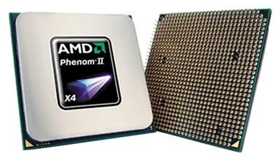 Фото товара: Процессор AMD Phenom II X4 925 2.8ГГц Tray