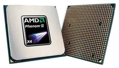 Фото товара: Процессор AM3 AMD Phenom II X4 850 Box