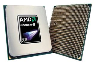 Фото товара: Процессор AM3 AMD Phenom II X6 1055T TRAY