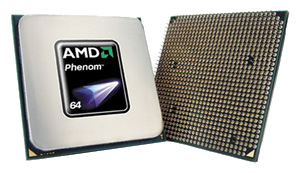 Фото товара: Процессор AMD Phenom X3 8600, Tray