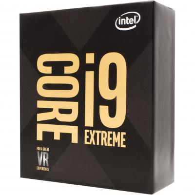 Фото товара: Процессор INTEL Core™ i9 7980XE (BX80673I97980X) s2066, 18 ядер, 2.60GHz, нет, L2: 18x1MB, L3: 24.75MB, 14nm, 165W, BOX, Skylake
