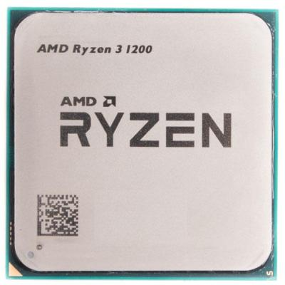 купить Процессор AMD Ryzen 3 1200 (YD1200BBAEMPK) AM4, 4 ядра, 3.10GHz, нет, L2: 4x512KB, L3: 8MB, 14nm, 65W, BOX, Zen