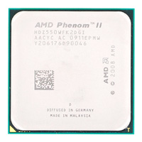 Фото товара: AMD Phenom X2 550 box