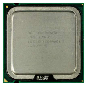 Фото товара: Процессор LGA 775 Intel Pentium E5300 Tray / 2x2,6GHz (AT80571PG0642ML)