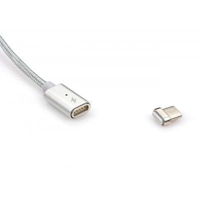 купить Дата кабель USB 2.0 AM to Type-C 1.0m Vinga (Magnetic Type-C)