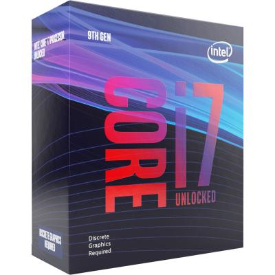 Фото товара: Процессор INTEL Core™ i7 9700KF (BX80684I79700KF)