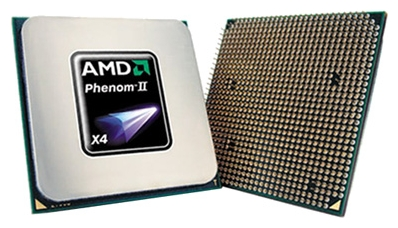 Фото товара: Процессор AM3 AMD Phenom II X4 975 BE Tray