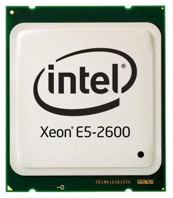 Фото товара: Процессор LGA 2011 Intel Xeon E5-2620, Tray, 6x2.0 GHz