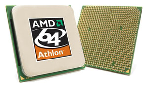 Фото товара: Процессор AMD Athlon64 LE-1640  BOX Socket AM2