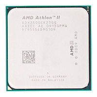 Фото товара: Процессор AMD AM3 Athlon 64 X2 270 box