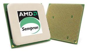 Фото товара: Процессор AM2 AMD Sempron 64 3000+ Tray / SDA3000IAA3CN