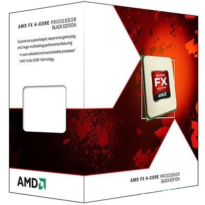 Фото товара: Процессор AMD AM3+ FX-4350 Box, 4.2/4.3GHz Turbo,12MB,125W,AM3+